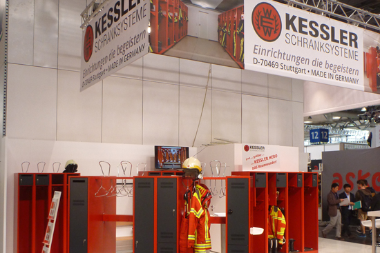 Interschutz Messe